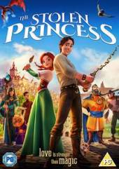 ANIMATION  - DVD STOLEN PRINCESS