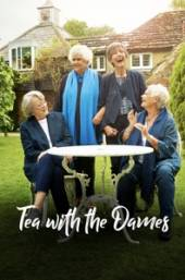 DOCUMENTARY  - DVD TEA WITH THE DAMES