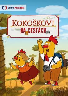 TV SERIAL  - DVD KOKOSKOVI NA CESTACH