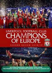 SPORTS  - 2xDVD LIVERPOOL FC: END OF..