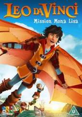 ANIMATION  - DVD LEO DA VINCI: MISSION..
