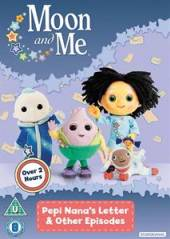 CHILDREN  - DVD MOON AND ME: PEPI..