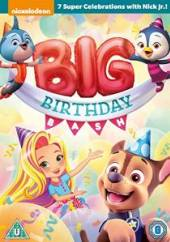 CHILDREN  - DVD NICK JR. BIG BIRTHDAY..