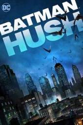 ANIMATION  - DVD BATMAN: HUSH