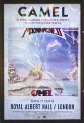 CAMEL  - DVD AT THE ROYAL ALBERT HALL