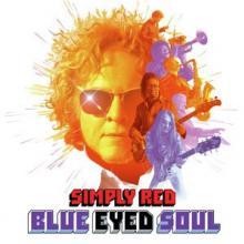 SIMPLY RED  - VINYL BLUE EYED SOUL [VINYL]