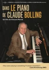 BOLLING CLAUDE  - DVD DANS LE PIANO DE CLAUDE..