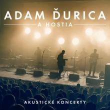 DURICA ADAM  - CD AKUSTICKE KONCERTY