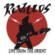 REVILLOS!  - CD LIVE FROM THE ORIENT
