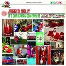JAGGER HOLLY  - VINYL IT'S CHRISTMAS SOMEWHERE [VINYL]