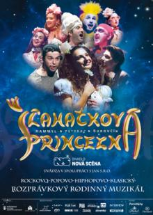 MUZIKAL  - CD SLAHACKOVA PRINCE..