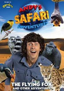 CHILDREN  - DVD ANDY'S SAFARI..