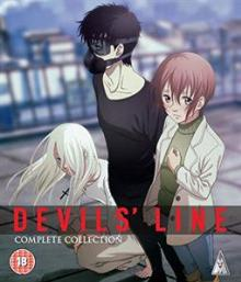 ANIME  - 2xBRD DEVIL'S LINE - COMPLETE.. [BLURAY]