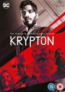 TV SERIES  - 2xDVD KRYPTON - SEASON 2