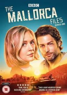 TV SERIES  - 3xDVD MALLORCA FILES S1