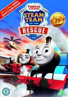 CHILDREN  - DVD THOMAS & FRIENDS: STEAM..