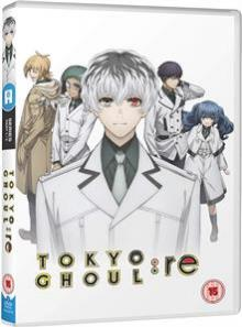 ANIME  - 2xDVD TOKYO GHOUL:RE - PART 1