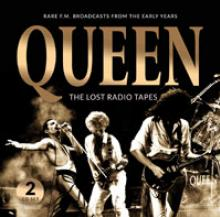 QUEEN  - CD+DVD THE LOST TAPES (2CD)