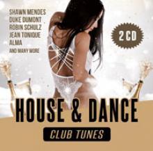VARIOUS  - CD+DVD HOUSE & DANCE..