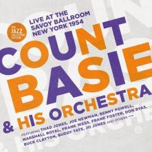 COUNT BASIE & HIS ORCHESTRA  - CD+DVD LIVE AT THE S..