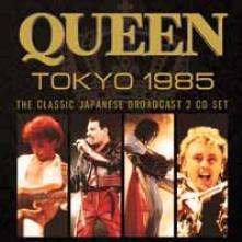 QUEEN  - CD+DVD TOKYO 1985 (2CD)