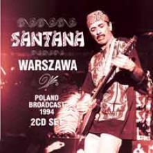 SANTANA  - CD+DVD WARSZAWA (2CD)