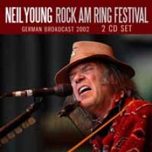 NEIL YOUNG  - CD+DVD ROCK AM RING FESTIVAL (2CD)