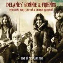 DELANEY BONNIE & FRIENDS  - CD+DVD LIVE IN DENMARK 1969