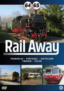 SPECIAL INTEREST  - DVD RAIL AWAY 64 & 65