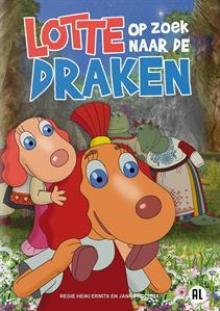 ANIMATION  - DVD LOTTE OP ZOEK NAAR DE..
