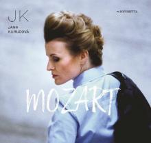 KURUCOVA JANA  - CD MOZART