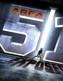 DOCUMENTARY  - DVD AREA 51 EXPOSED