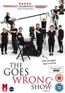 TV SERIES  - DVD GOES WRONG SHOW -..