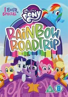 CHILDREN  - DVD MY LITTLE PONY: RAINBOW..