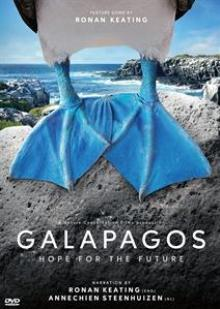 DOCUMENTARY  - DVD GALAPAGOS: HOPE FOR THE..