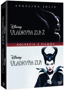 FILM  - 2xDVD VLADKYNA ZLA 1+2 /2DVD