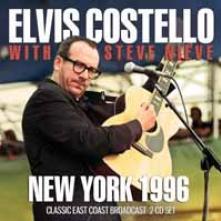 ELVIS COSTELLO  - CD+DVD NEW YORK 1996 (2CD)