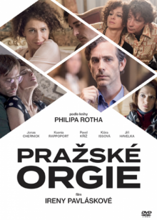 FILM  - DVD PRAZSKE ORGIE DVD