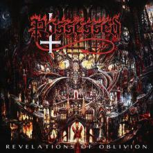POSSESSED  - CD REVELATION OF OBLIVION