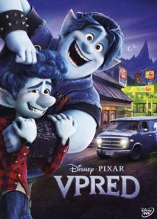 FILM  - DVD VPRED DVD (SK)