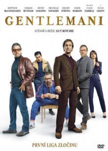 FILM  - DVD GENTLEMANI