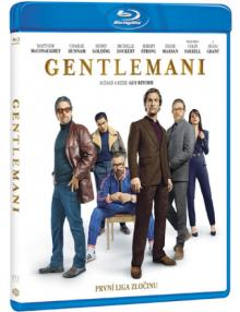 FILM  - BRD GENTLEMANI BD [BLURAY]