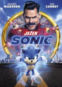 FILM  - DVD JEZEK SONIC