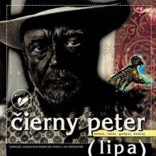 LIPA PETER  - 2xVINYL CIERNY PETER [VINYL]