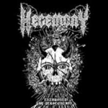 HEGEMONY  - CD ENTHRONED BY PERSECUTION