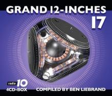 LIEBRAND BEN  - 4xCD GRAND 12 INCHES 17