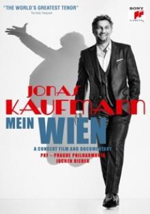 KAUFMANN JONAS  - DVD MEIN WIEN