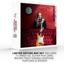 WALTER TROUT  - CD ORDINARY MADNESS (DELUXE EDITION)