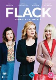 TV SERIES  - DVD FLACK: SERIES 1-2