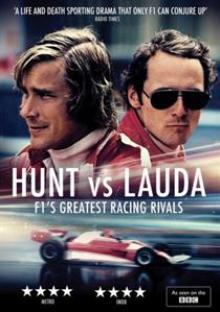 DOCUMENTARY  - DVD HUNT VS LAUDA: F1'S..